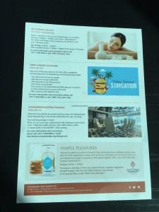 Steigenberger Hotel Dubai Review_events brochure 2