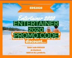 Entertainer Promo Code 2020 Grid Image