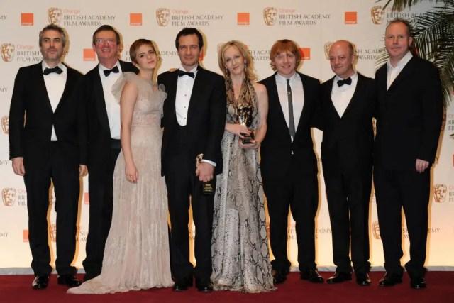 BAFTA 2017 - HP