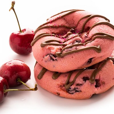 Order Chocolate Cherry Chip Cookies Online at Ruby Snap Bakery