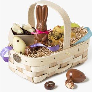 Gourmet Chocolate Easter Basket Gift