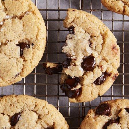 Soft Baked Vegan Cookies. Order online from Sweet Girl Cookies
