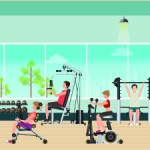 Fat Burning Workouts in Gym