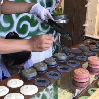 台南甜點|八樂町今川焼き。超人氣神農街散步甜點(已歇業)
