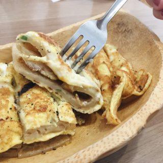 日十早午餐。一家鄉村式又舒服的台南早餐店