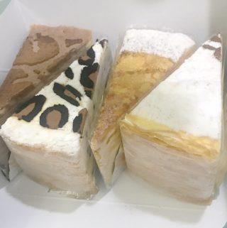 台南東區|狸小路手作烘焙。超高CP值平價豹紋千層蛋糕!