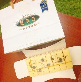 馥貴春。超綿密超好吃的台南重乳酪蛋糕