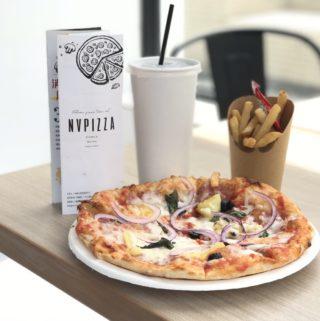 N.V.PIZZA。台南第一間以簡約風格為主題的披薩店