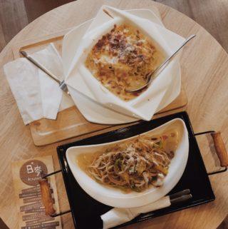 日麥廚房。台南永康也有無印良品風早午餐