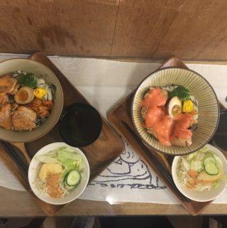 雞巢日式和風炸雞。百元唐揚雞蓋飯平價美食