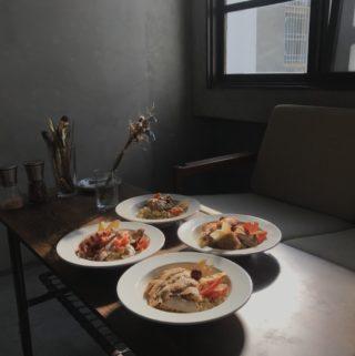 山大廚房。每道料理都充滿著廚師對食物的熱誠