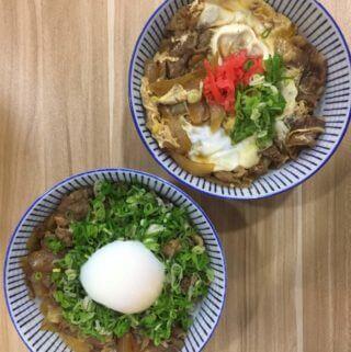 極屋牛丼。丼飯、烏龍麵專賣店,日式平價美食