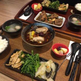 午饌食堂。台中CP值爆表、超精緻的西區日式簡餐料理