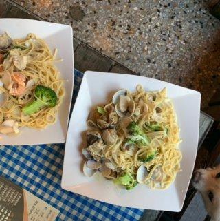 底里修斯|台中西區義式料理,內附濃湯、沙拉平價餐廳