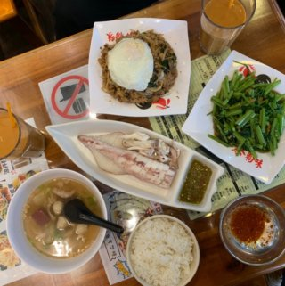 泰粉味|台中南屯區排隊高人氣美食,超推泰國料理