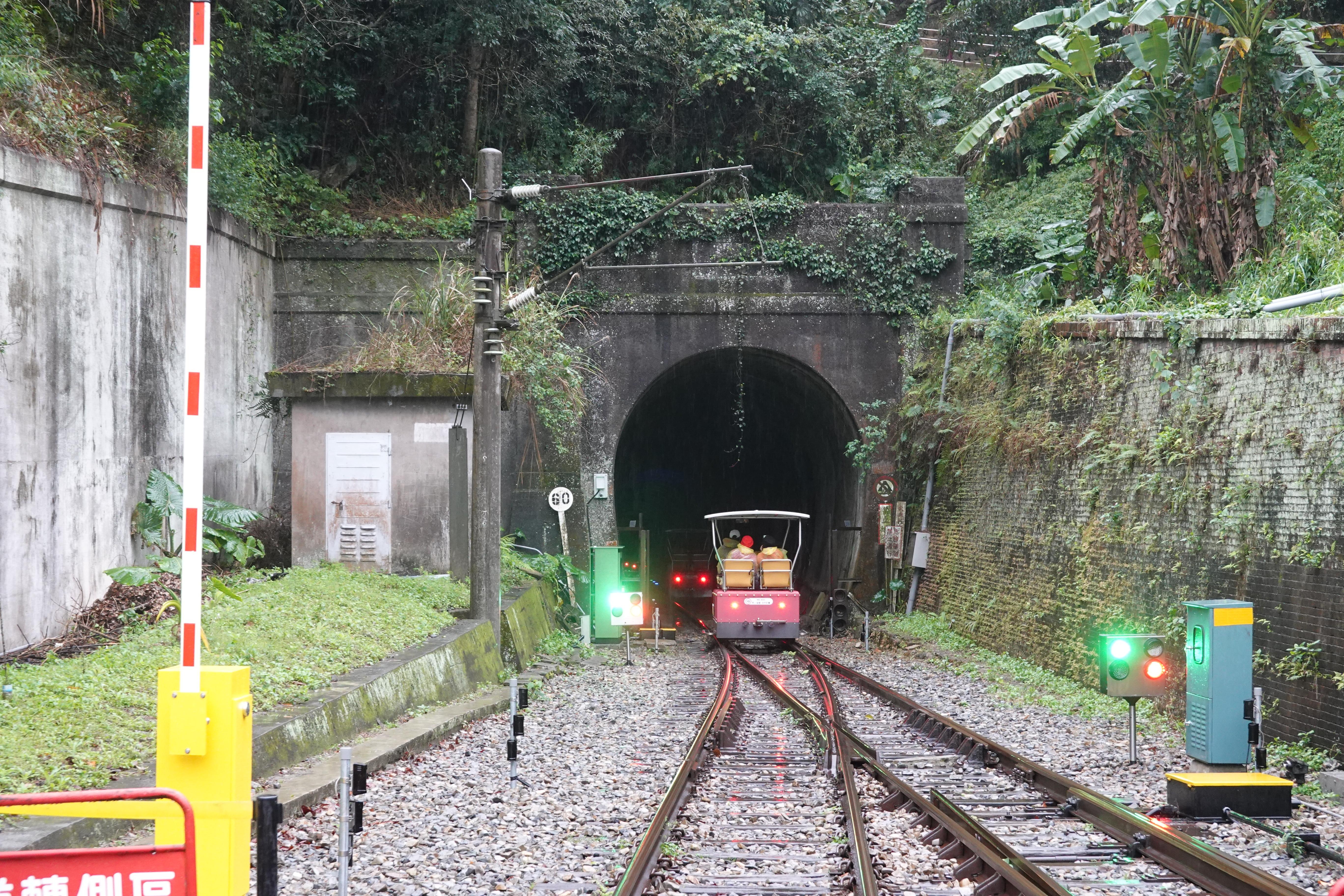 舊山鐵道自行車
