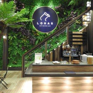台南眼鏡推薦|LOHAS樂活眼鏡,首創結合咖啡廳概念