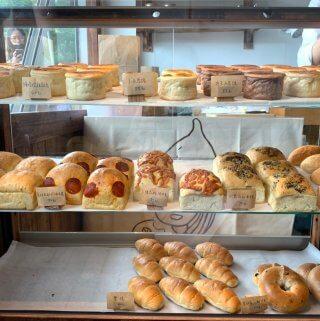 台南中西區|Umm Umm,萬昌街日式風格的一人麵包店