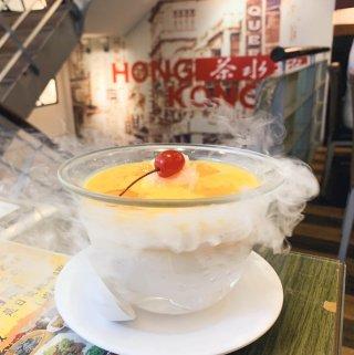 台北中山區美食|茶水攤,一秒吃香港在地茶餐廳聚餐好場所