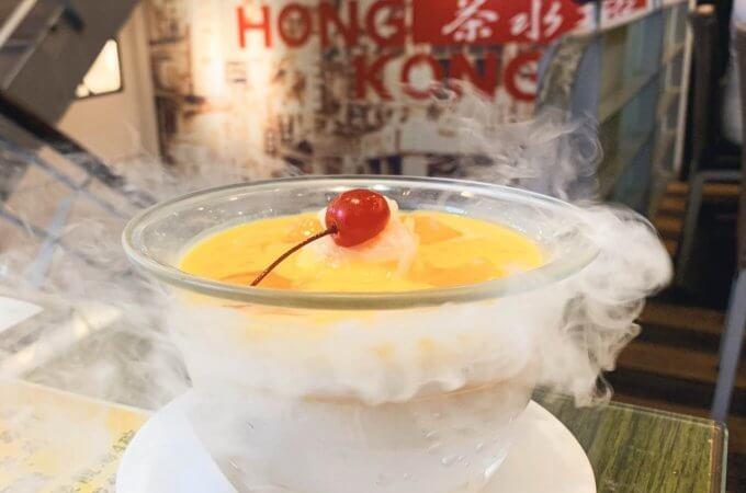 台北中山區美食 茶水攤