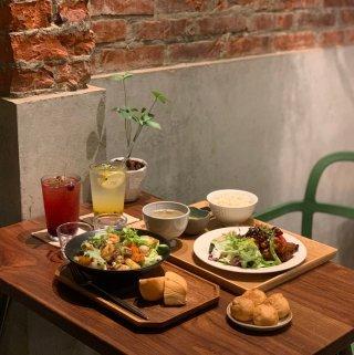 台南早午餐|Sensory 68,私藏料理隱身於正興街老屋中