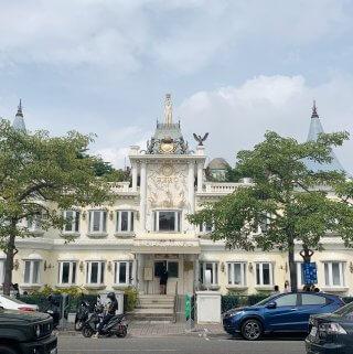 台南景點|拍照景點來到歐洲風格建築台南移民署
