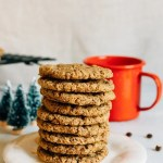 Almond Butter Espresso Cookies Eating Bird Food