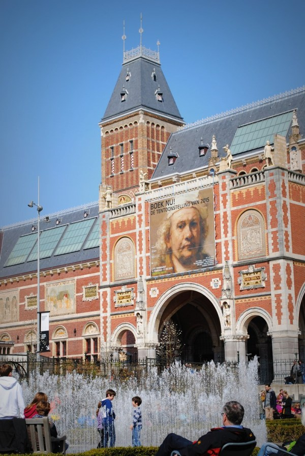 Rijksmuseum In 2 Hours - Eating Europe