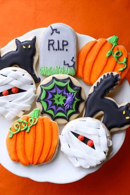 18/08/2021· halloween cookie ideas decorating. Easy Halloween Cookie Recipes Halloween Cookies For Kids