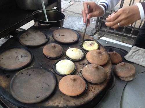 Bánh Căn in Saigon