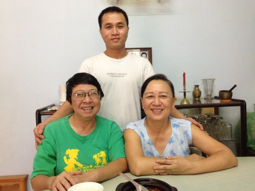 Eat with a Saigon Local Family
