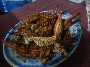 XO Tours Vietnam - Grilled Chili Crab