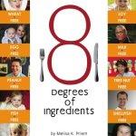 8 Degrees of Ingredients cookbook