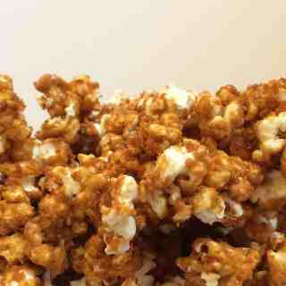 allergy free caramel corn
