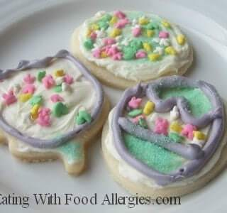 Allergy free recipes eating with food allergies gluten free sugar cookies forumfinder Gallery