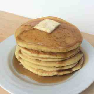 Allergy Free Pancakes