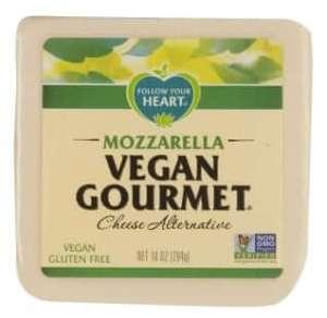vegan gourmet mozzarella cheese