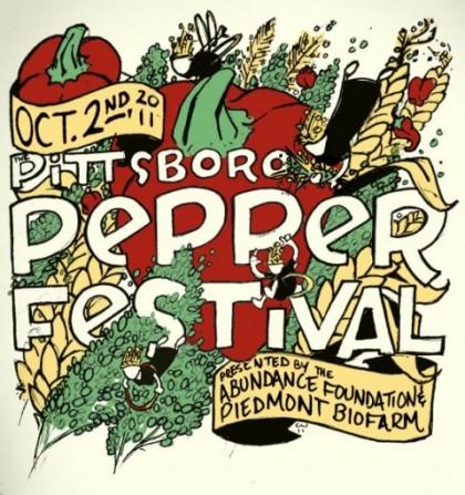 Pittsboro Pepper Festival