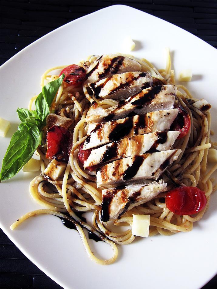 Summer Garden Pasta