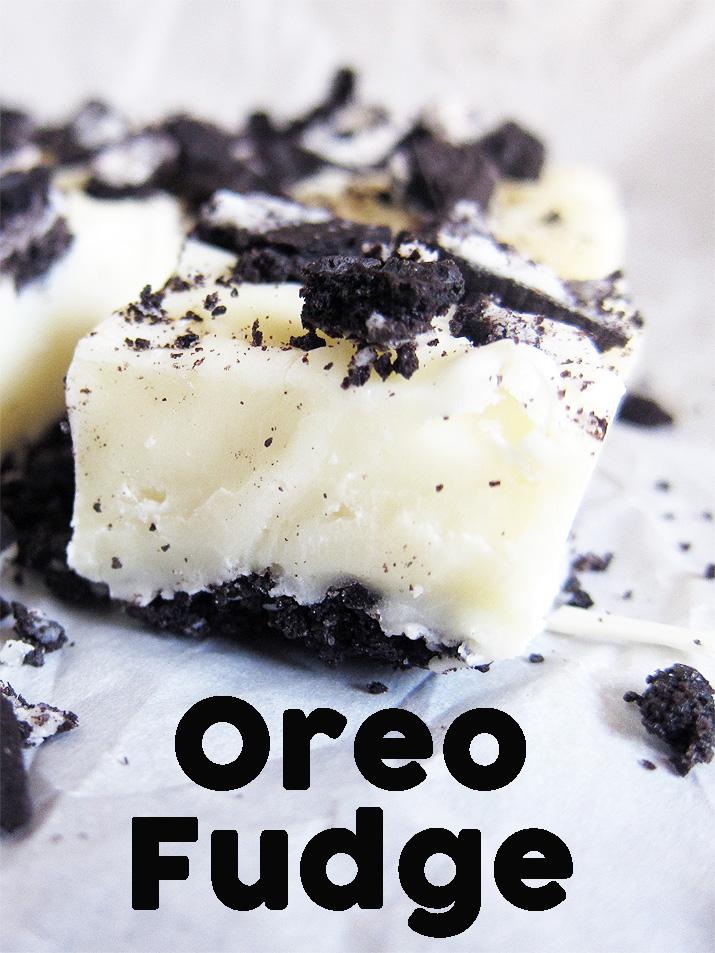 Oreo Fudge
