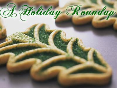 holiday treats round-up