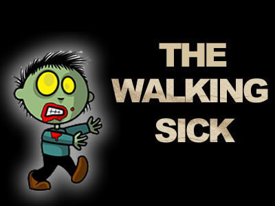 the walking sick