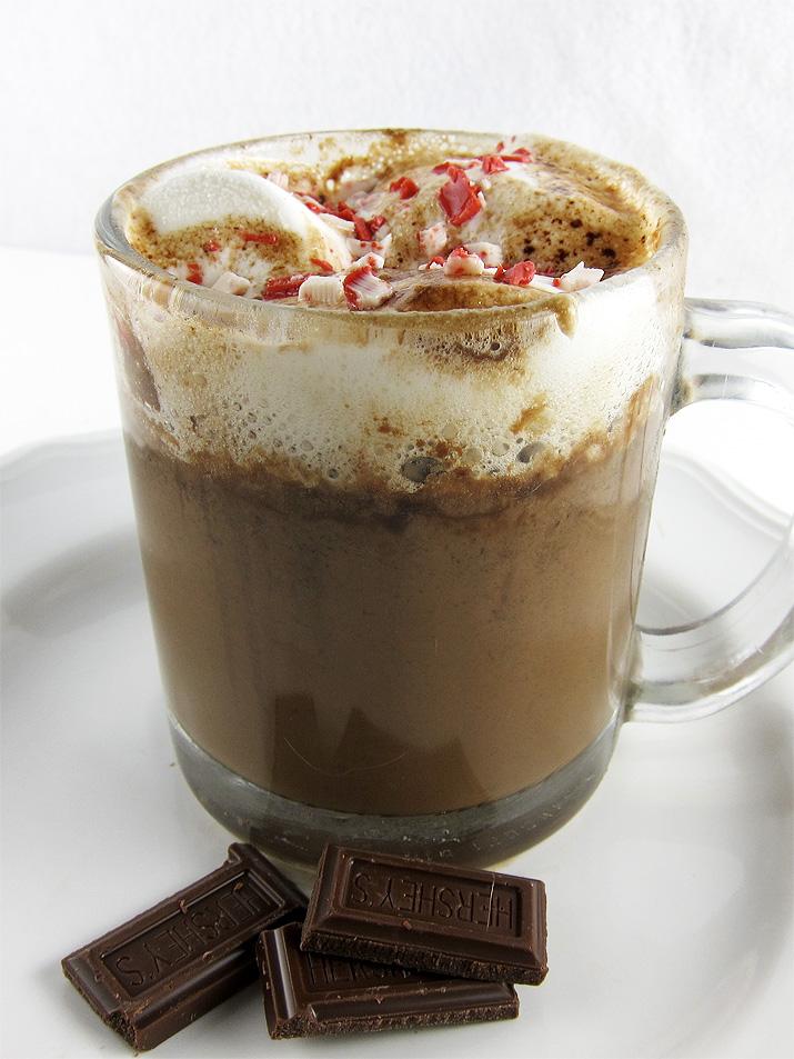 Hot Chocolate | www.EatLaughPurr.com