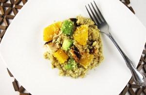 Citrus Chicken with Quinoa   www.EatLaughPurr.com