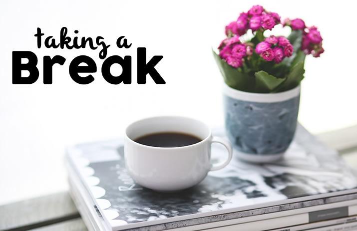 Taking a Break