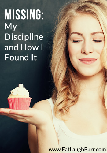 Missing: My Discipline and How I Found It
