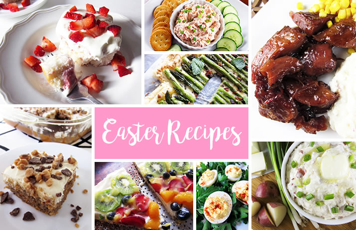 2017 Easter Recipe Round-Up
