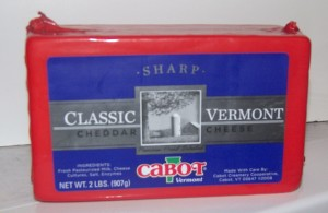 Cabot Classic Vermont Sharp Cheddar Eat Like No One Else