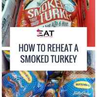 How to Reheat a Smoked Turkey