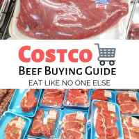 Costco Meat Prices - Beef
